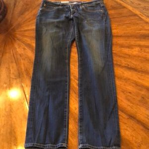 Ag jeans size 29 regular in good condition
